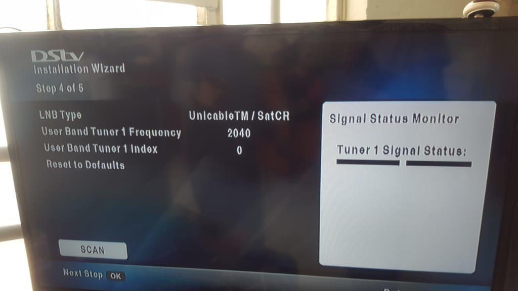 e48-32 error hd decoder